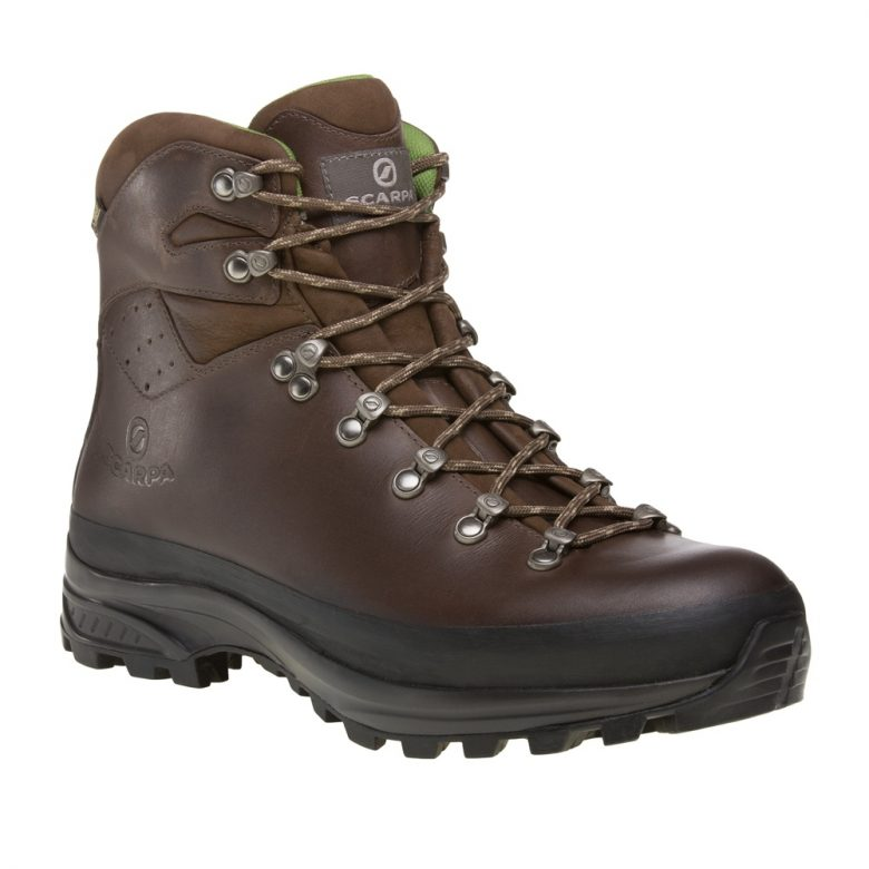 Hiking Boots offer sturdy ankle support and stability.