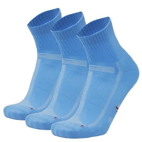 DANISH ENDURANCE Long Distance Men's  Running Socks (Pack Of 3)