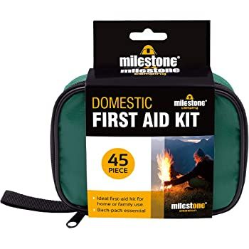Milestone Camping Emergency First Aid Kit