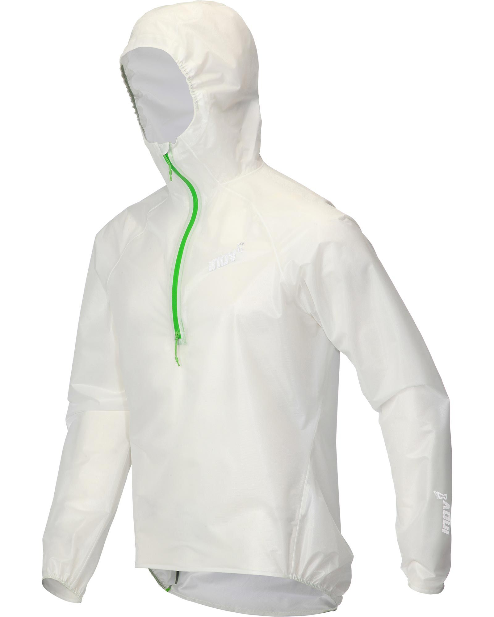 Inov8 Ultrashell Half Zip Jacket - Waterproof, Lightweight & Durable