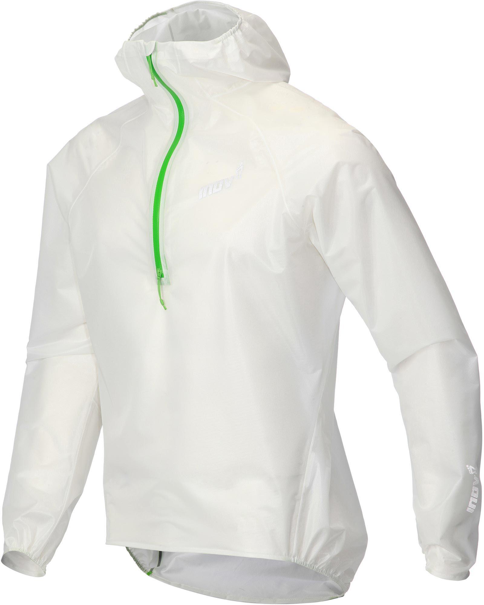 Inov8 Ultrashell Half Zip Jacket - Waterproof, Lightweight & Durable
